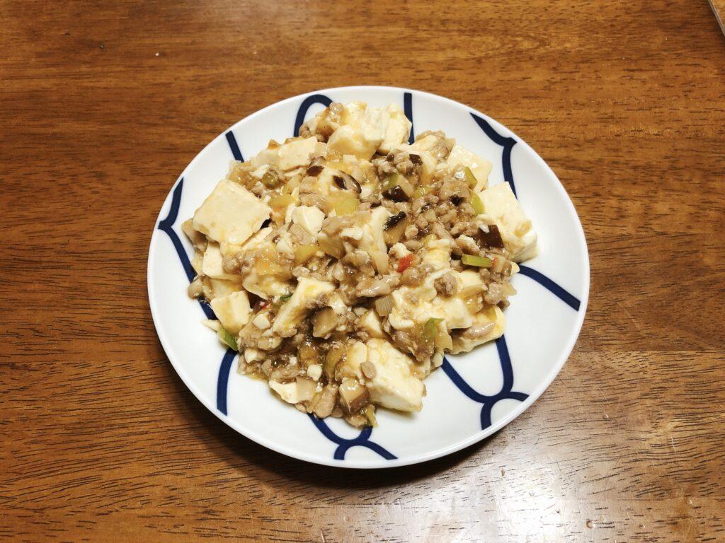 美味しそうな麻婆豆腐