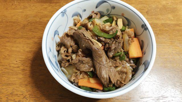 ガッツリお肉と野菜が摂れる!「基本の焼肉丼」レシピ