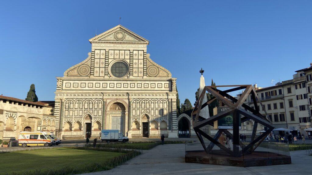 サンタ・マリア・ノヴェッラ教会(フィレンツェ)