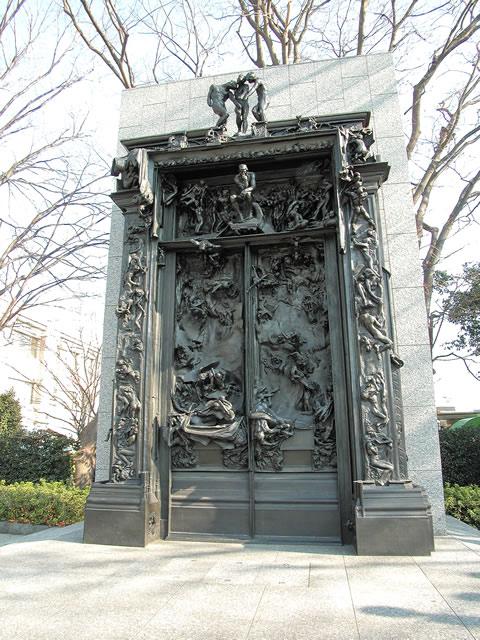 『地獄の門』