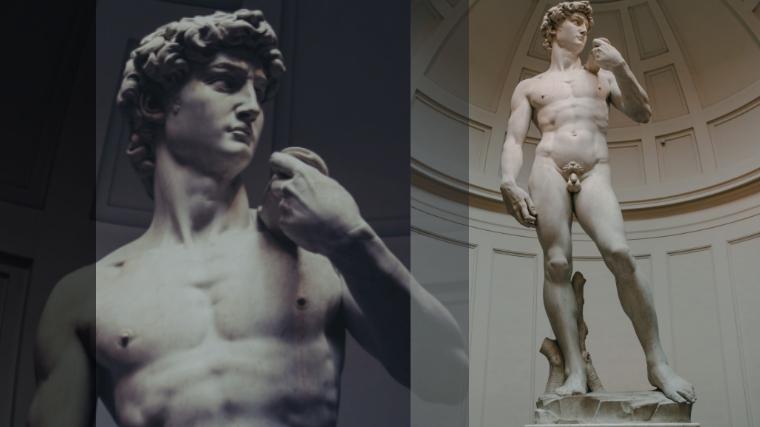 【解説】ミケランジェロ『ダヴィデ』像の秘密とは?