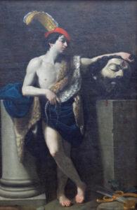 グイド・レーニ『ゴリアテの首を持つダヴィデ』