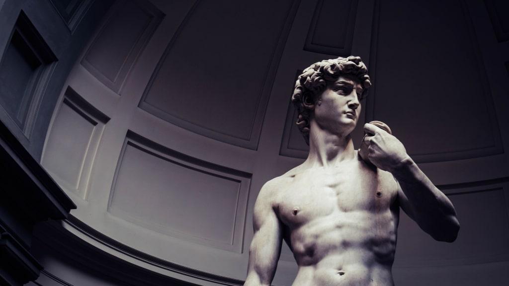 作品解説:『ダヴィデ』の主題と美術史的な位置付け