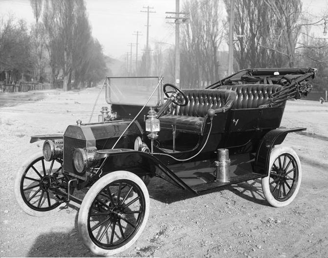 フォード・モデルT